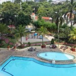 swimming pool and play ground