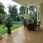 Terrace, Garden, Pool